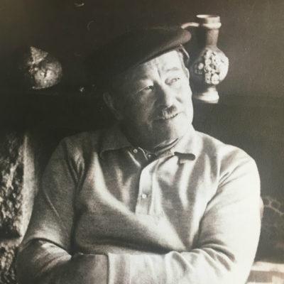 Albert PELÉ, première génération, créateur, charron