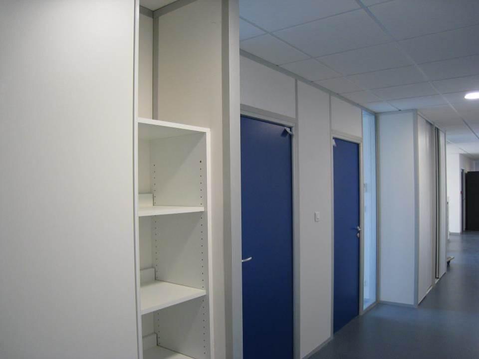 Murs mobiles et cloisons modulaires