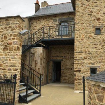 Restauration – Bâtiment de FRANCE